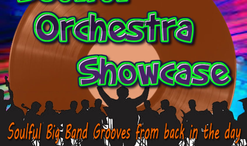 Soulful Orchestra Showcase-SUN-2-4pm-EST